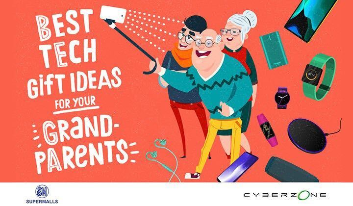 Best Tech Gift Ideas For Your Grandparents