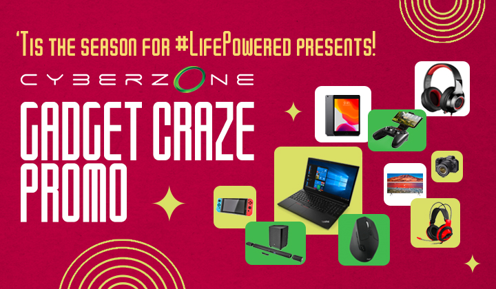 Cyberzone Gadget Craze: Gaming and Content Creation Set Up