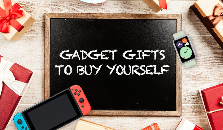 Gadget Gifts to Buy for Yourself