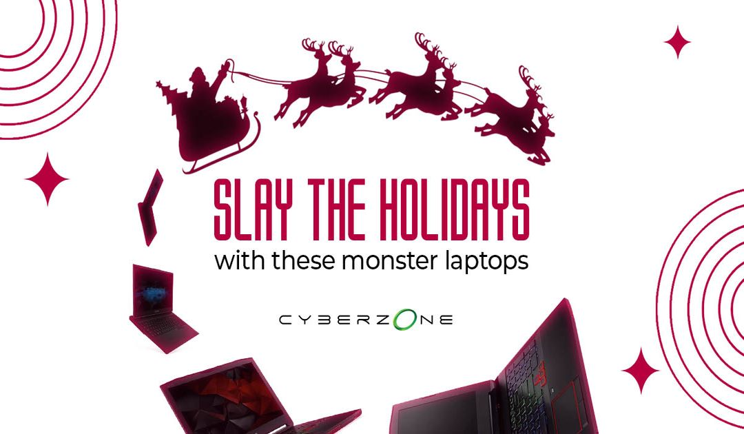 Cyberzone Online Catalogue: Gaming Laptops