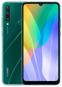 budget smartphone original Huawei Y6P for sale in the Philippines