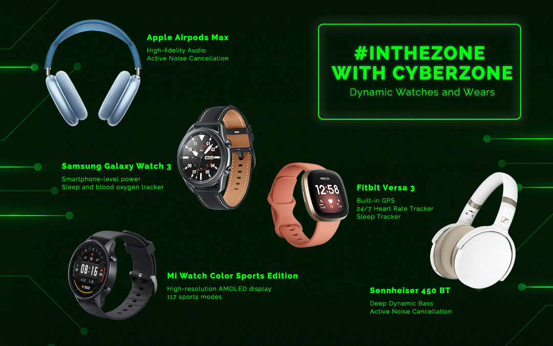 what smartwatch to buy latest gadgets in the philippines