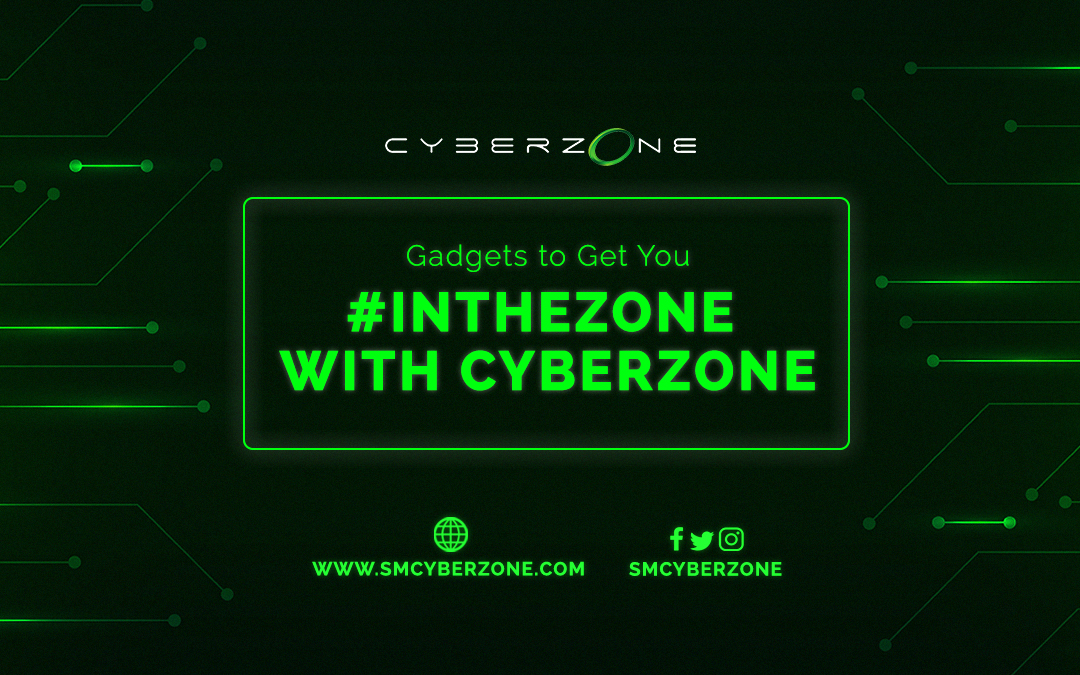 Gadgets to Get You #InTheZone in 2021