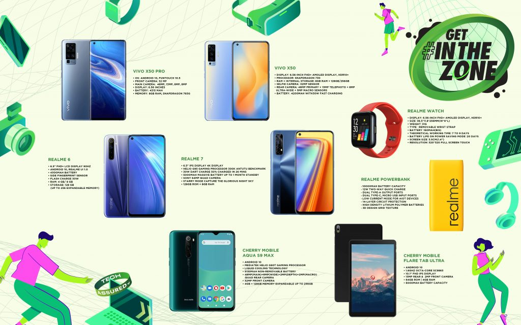 best phone and other gadgets in the philippines