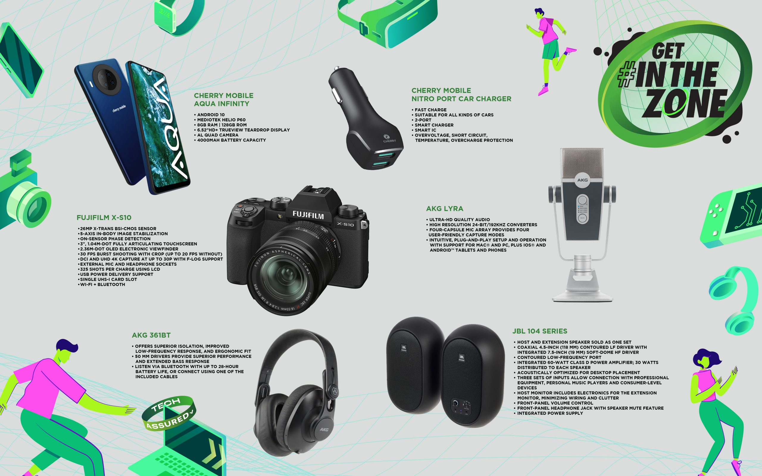 latest gadget accessories for content creation