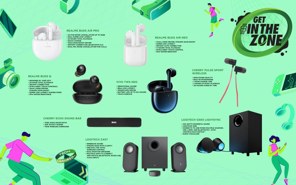 where to buy earphone headsets in the philippines