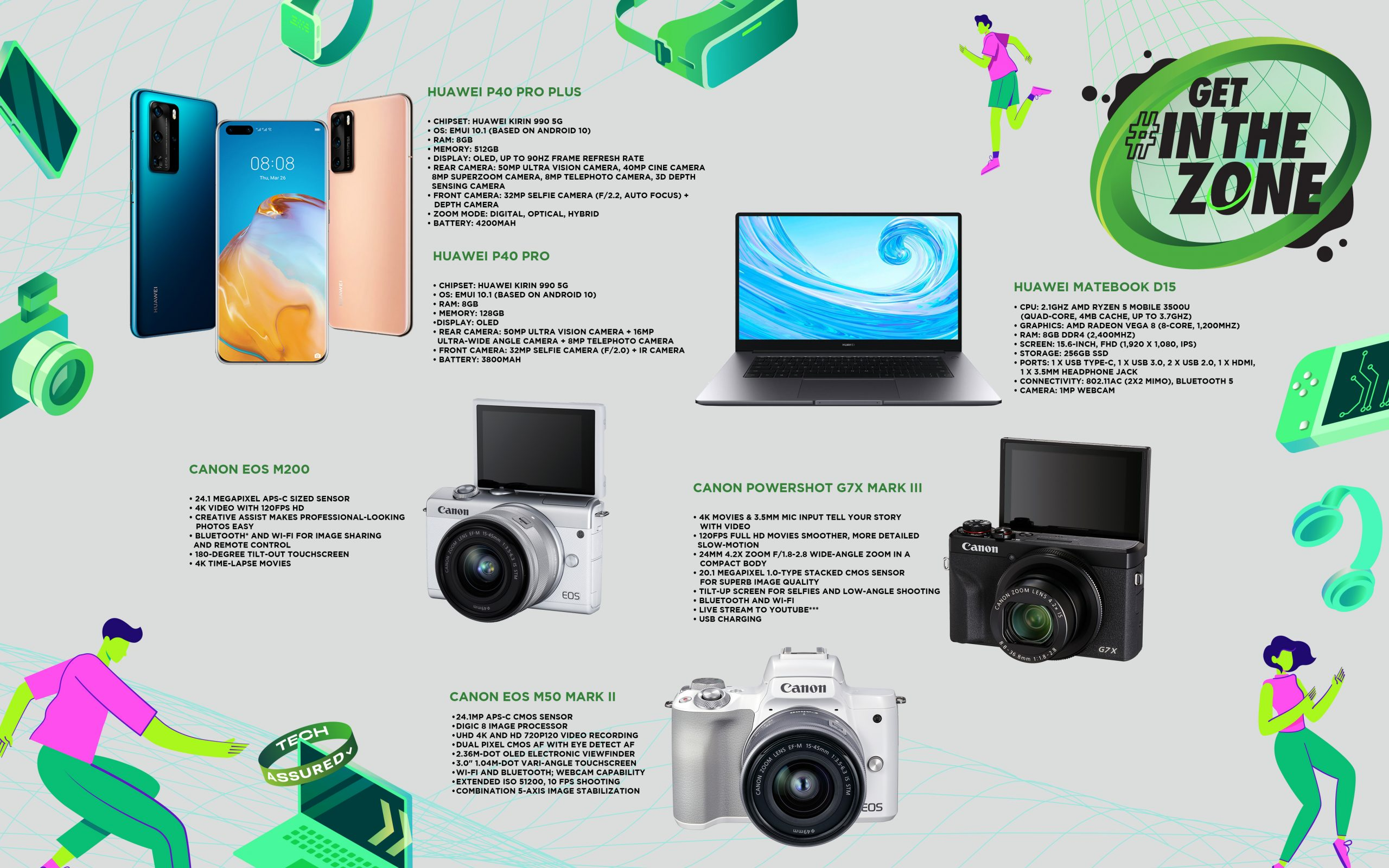 best gadgets for content creation philippines