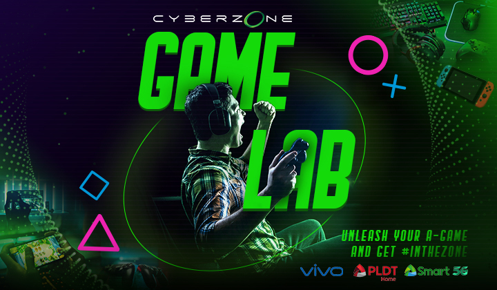 Gear up and Get #InTheZone with the Cyberzone GameLab