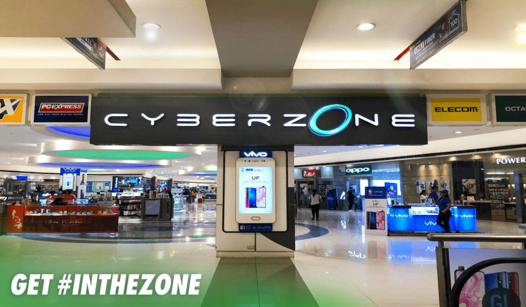 List of Open Stores in SM Cyberzone Branches Around Metro Manila