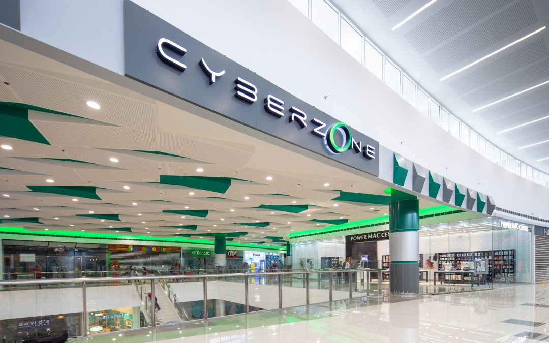 Stores in SM Cyberzone Branches Nationwide