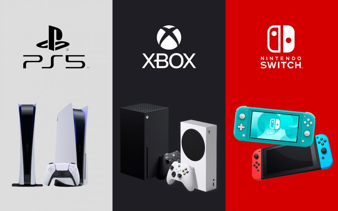 Picking the Best Gaming Console for You