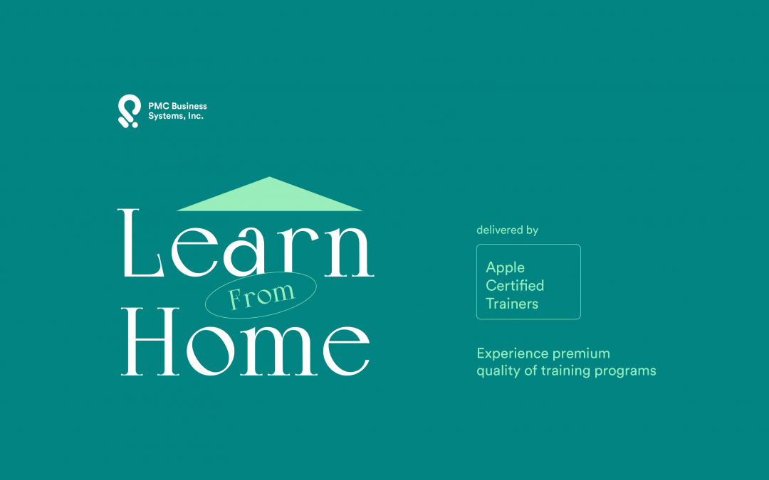 Power Mac Center Offers Learn From Home Sessions to Upgrade Your Skills