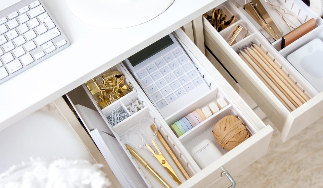 Tips to Keep Your WFH Set Up Tidy