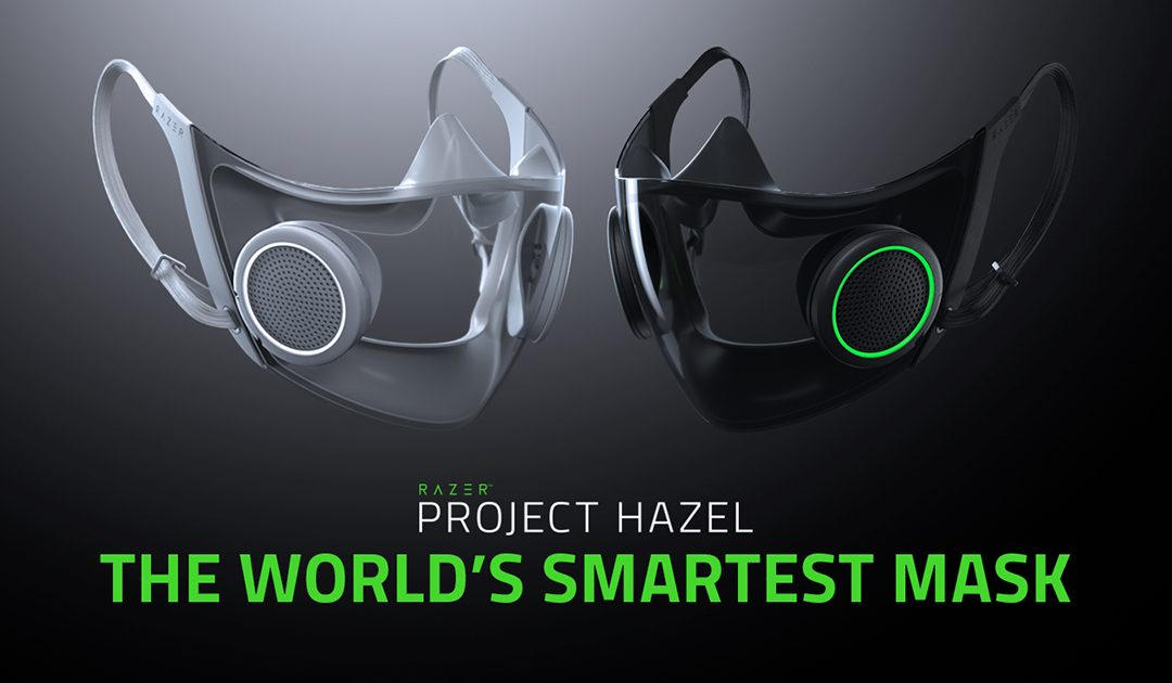 Razer Gaming Plans to Release a Smart N95 Mask Soon