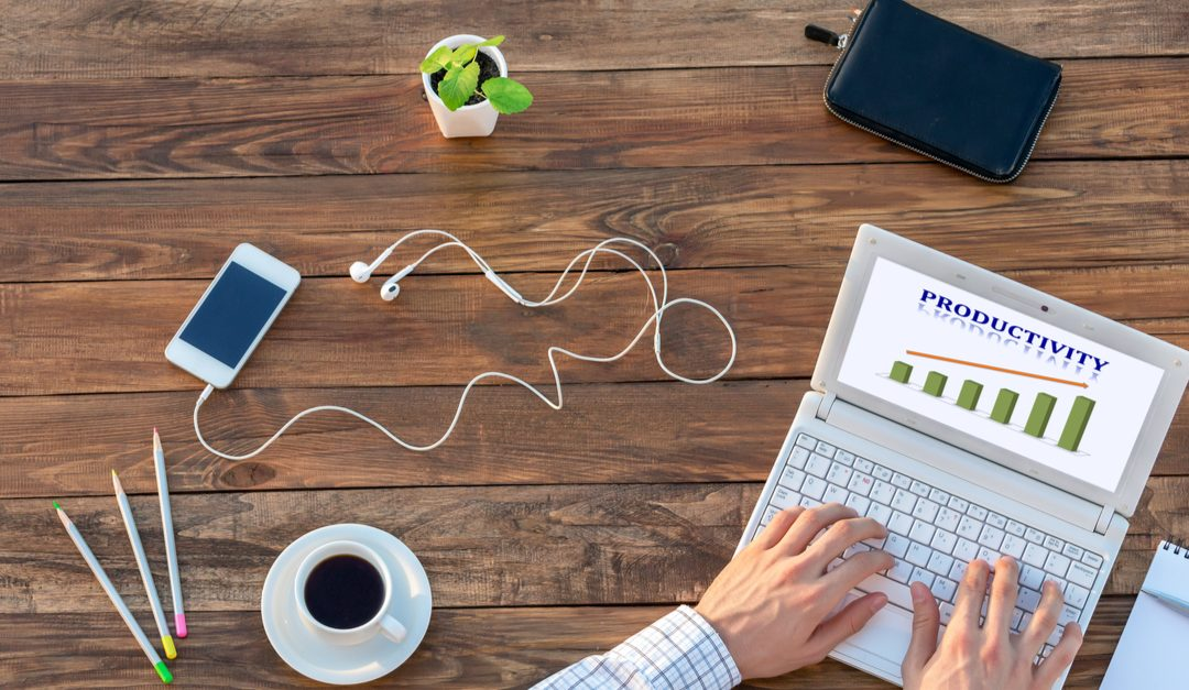 5 Handy Items to Increase Your WFH Productivity