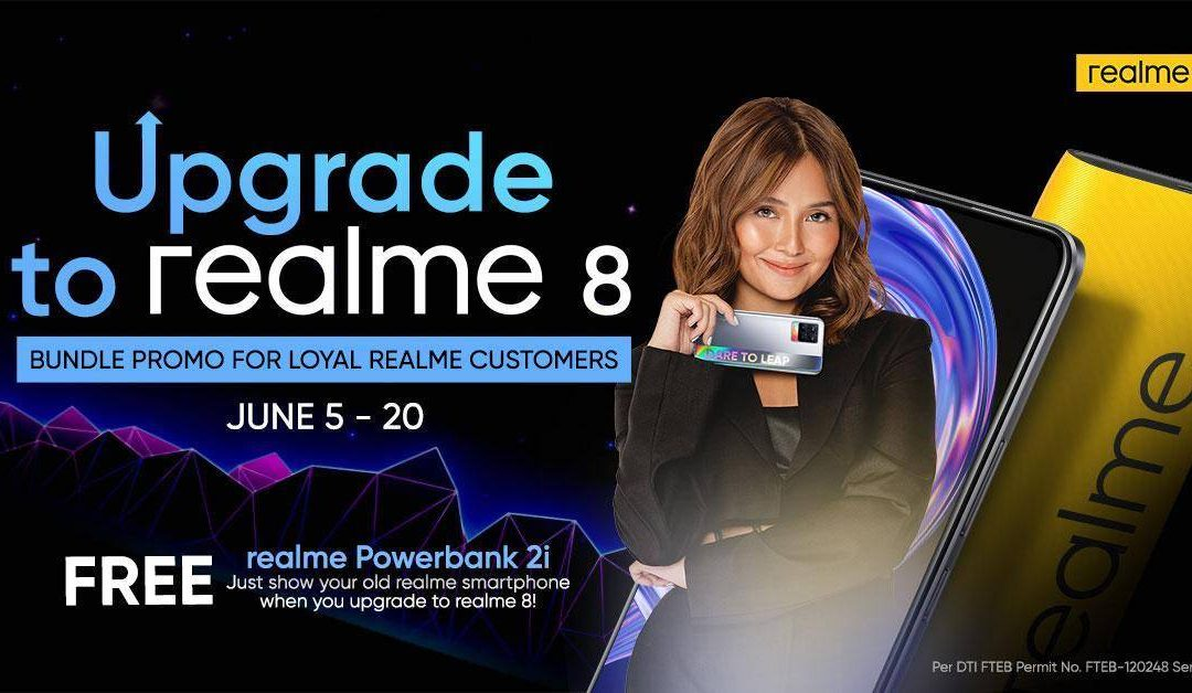Don't Miss realme's Bundle Promos and Discounted After-Sale Services