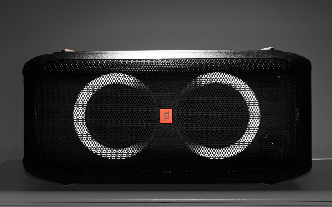 Get your party started with the JBL Partybox 310